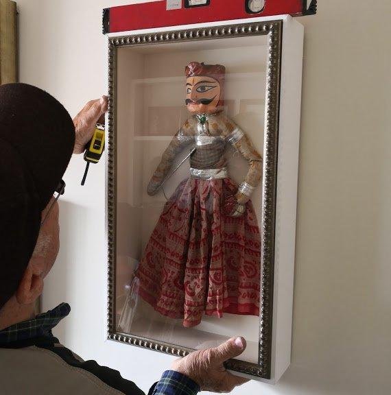 Marco a medida para marioneta