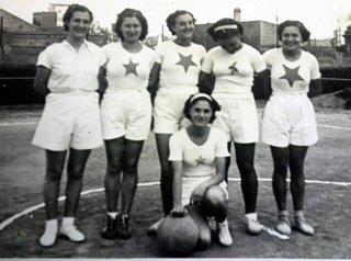 equipo de basquet femenino fc internacional