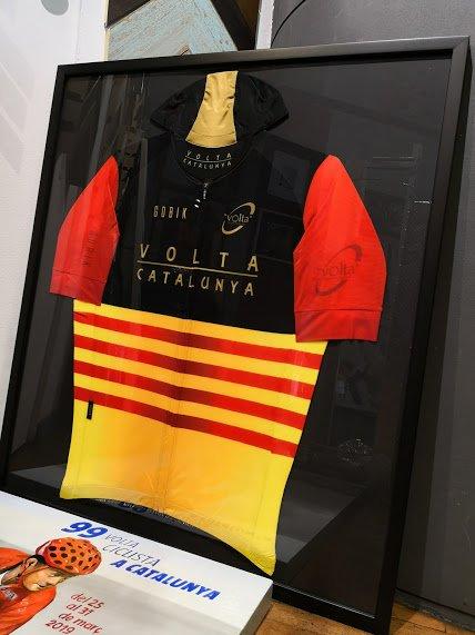marco para camiseta de deporte