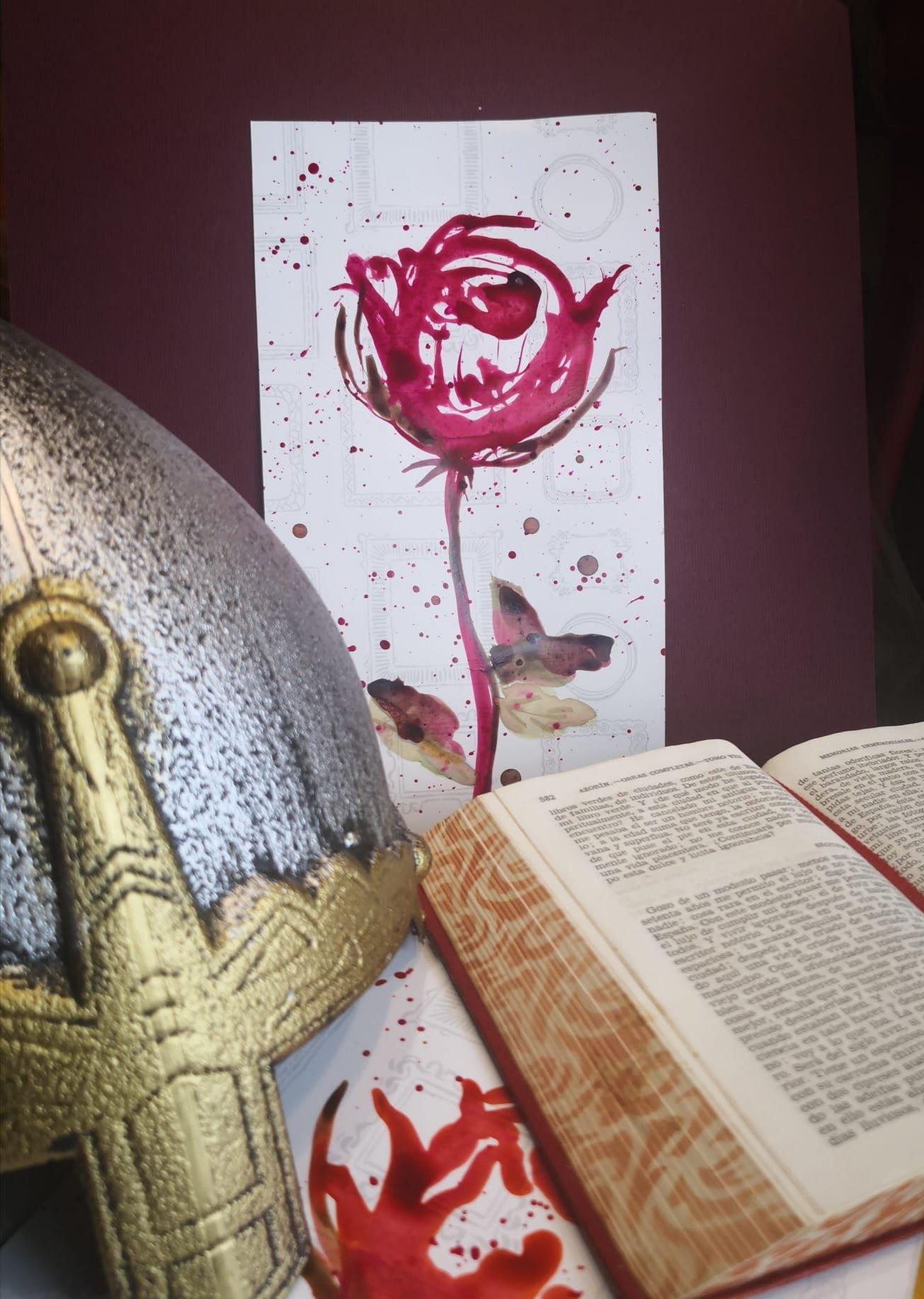 la teva rosa de sant jordi